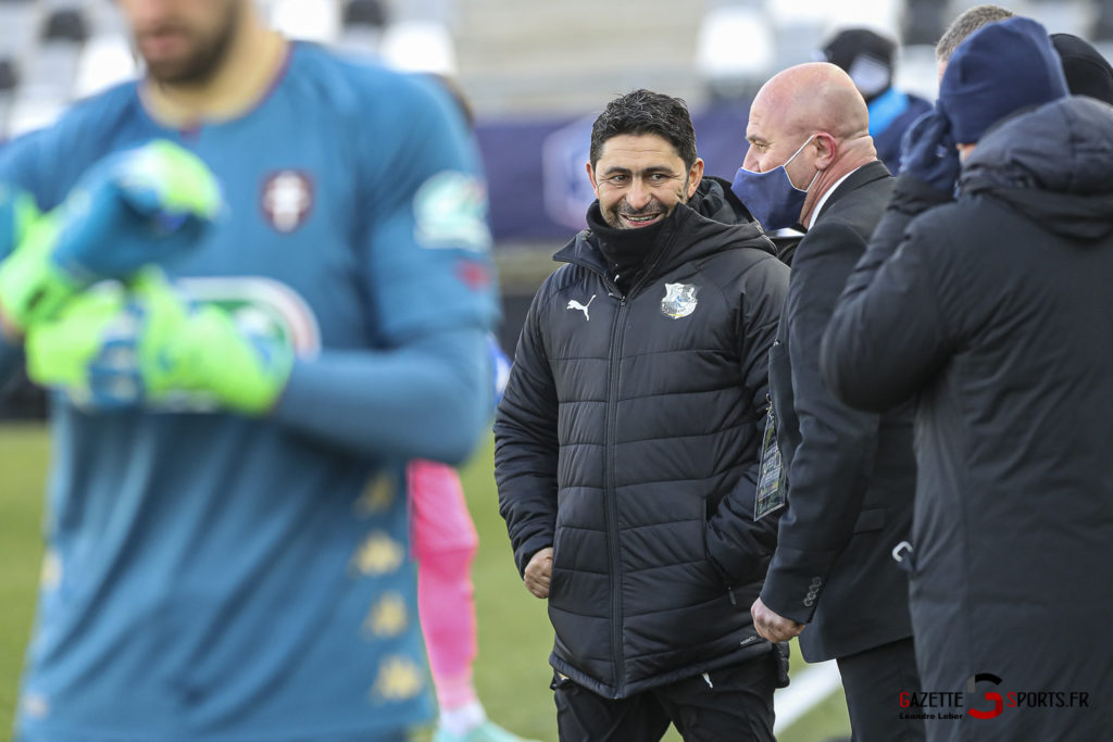 Football Amiens Sc Vs Metz Coupe De France 0004 Leandre Leber Gazettesports