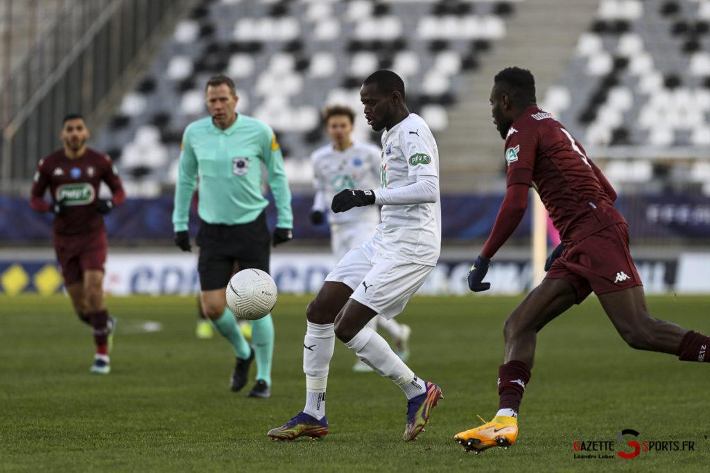 Football Amiens Sc Vs Metz Coupe De France 0006 Leandre Leber Gazettesports