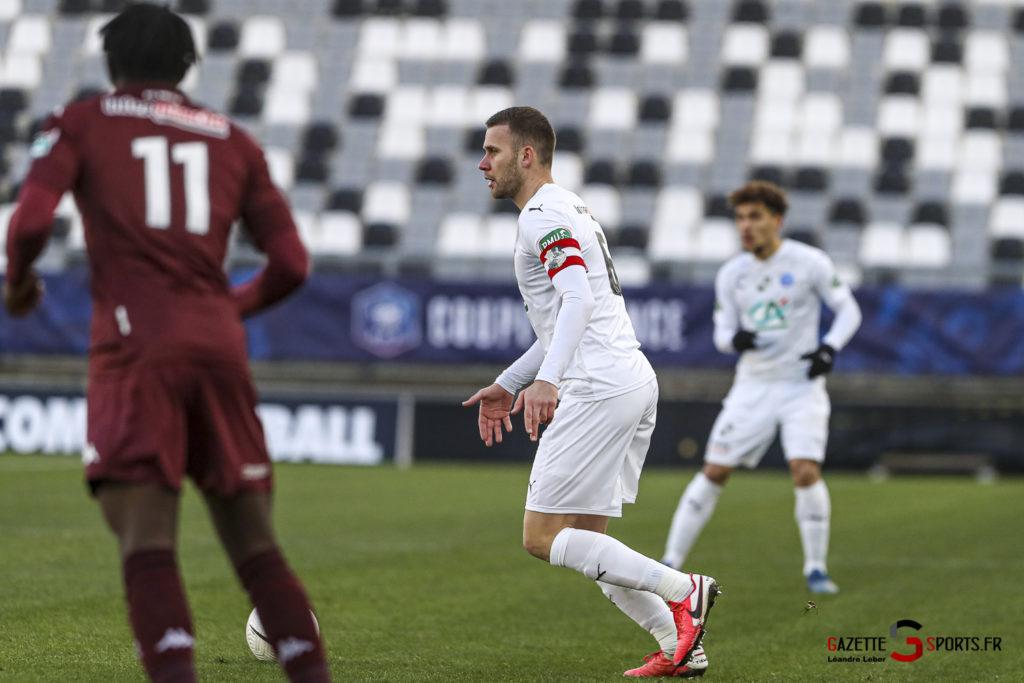 Football Amiens Sc Vs Metz Coupe De France 0009 Leandre Leber Gazettesports