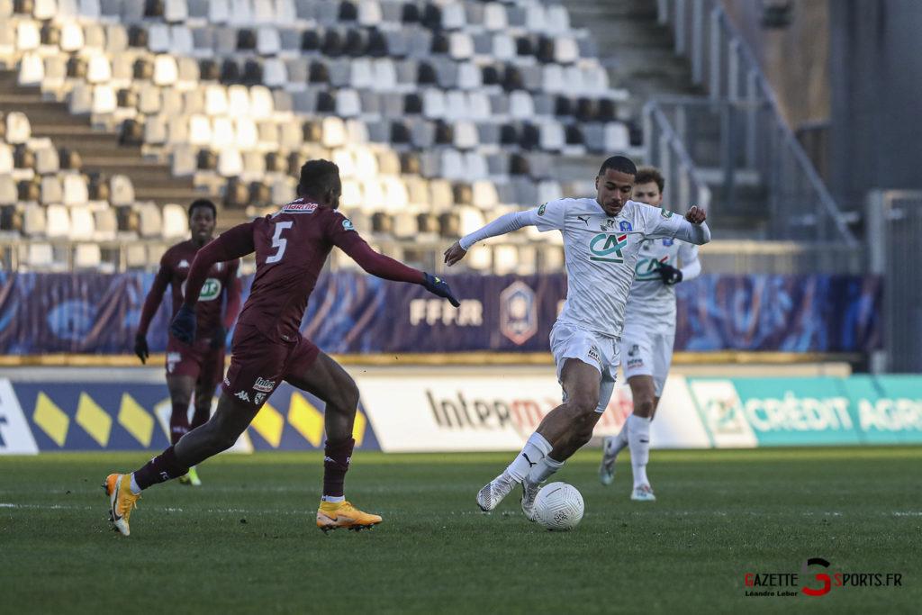 Football Amiens Sc Vs Metz Coupe De France 0010 Leandre Leber Gazettesports