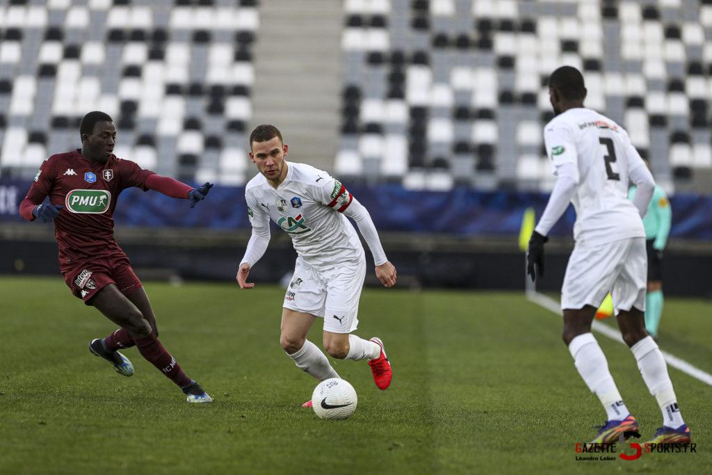 Football Amiens Sc Vs Metz Coupe De France 0011 Leandre Leber Gazettesports