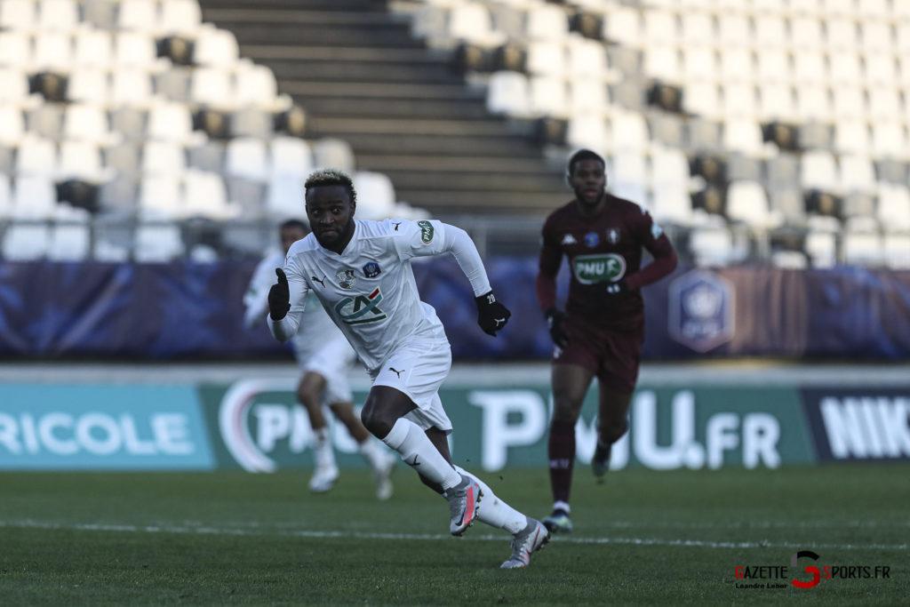 Football Amiens Sc Vs Metz Coupe De France 0013 Leandre Leber Gazettesports