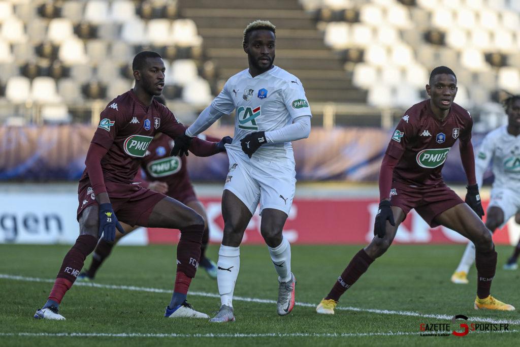 Football Amiens Sc Vs Metz Coupe De France 0014 Leandre Leber Gazettesports