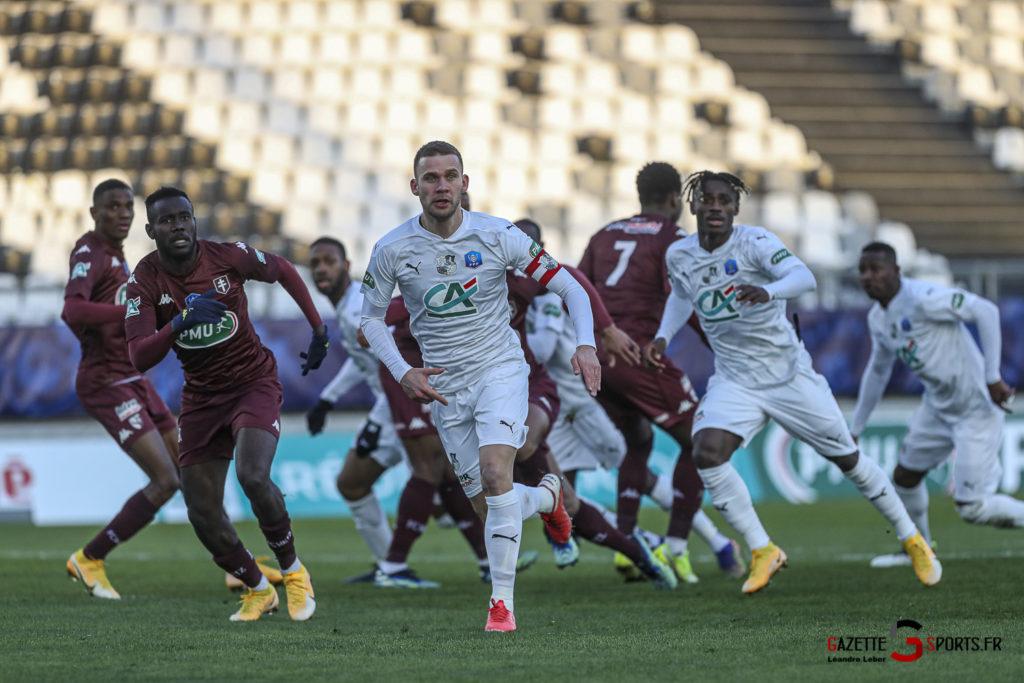 Football Amiens Sc Vs Metz Coupe De France 0015 Leandre Leber Gazettesports