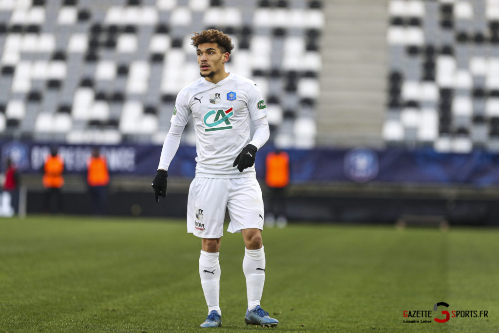 Football Amiens Sc Vs Metz Coupe De France 0016 Leandre Leber Gazettesports
