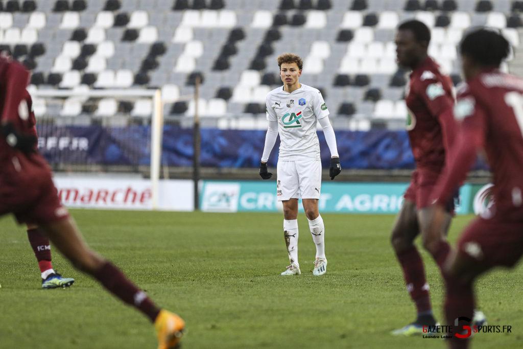 Football Amiens Sc Vs Metz Coupe De France 0017 Leandre Leber Gazettesports