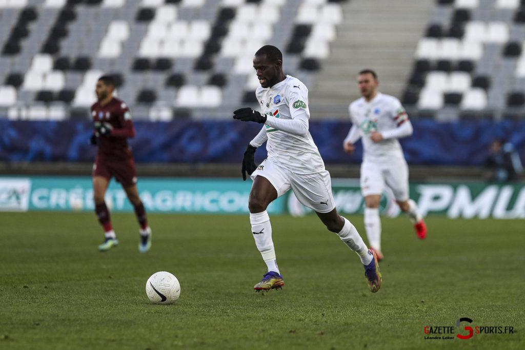 Football Amiens Sc Vs Metz Coupe De France 0018 Leandre Leber Gazettesports