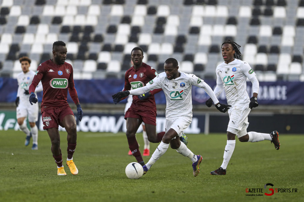 Football Amiens Sc Vs Metz Coupe De France 0019 Leandre Leber Gazettesports
