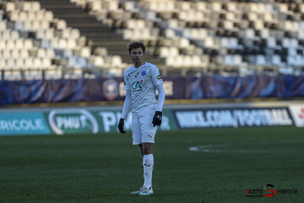 Football Amiens Sc Vs Metz Coupe De France 0020 Leandre Leber Gazettesports
