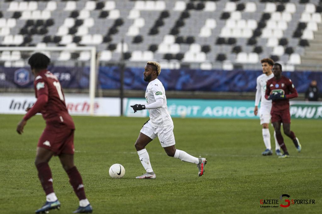 Football Amiens Sc Vs Metz Coupe De France 0021 Leandre Leber Gazettesports