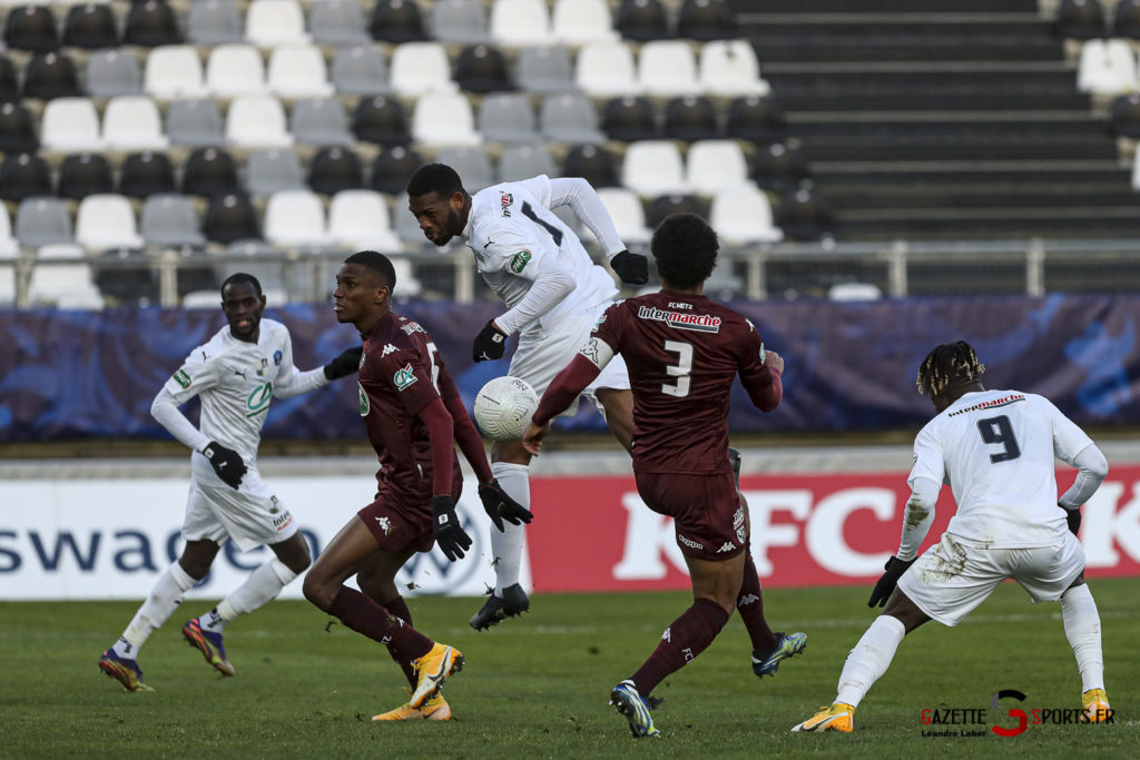 Football Amiens Sc Vs Metz Coupe De France 0023 Leandre Leber Gazettesports