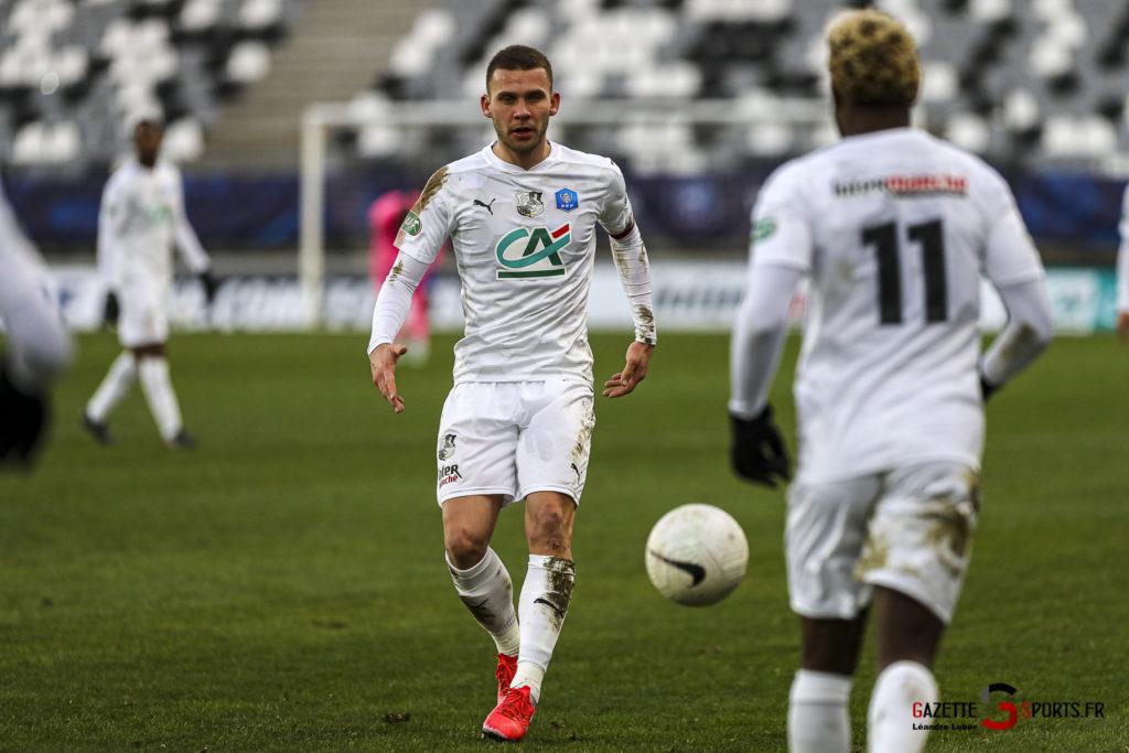 Football Amiens Sc Vs Metz Coupe De France 0024 Leandre Leber Gazettesports