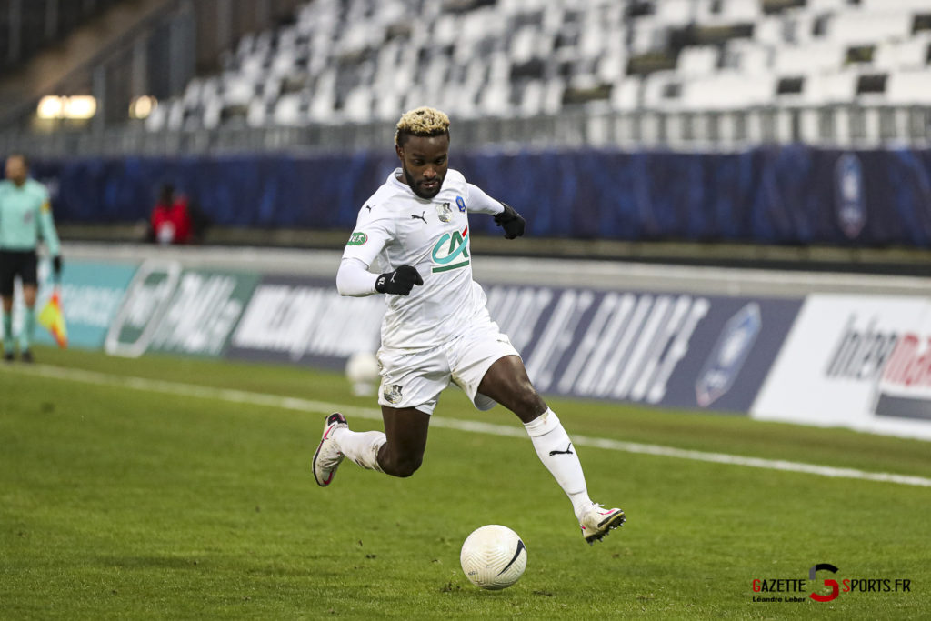 Football Amiens Sc Vs Metz Coupe De France 0027 Leandre Leber Gazettesports