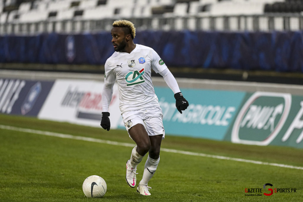 Football Amiens Sc Vs Metz Coupe De France 0028 Leandre Leber Gazettesports