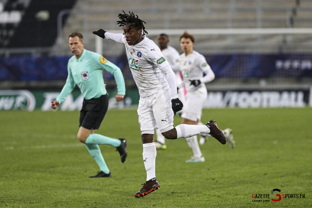 Football Amiens Sc Vs Metz Coupe De France 0029 Leandre Leber Gazettesports