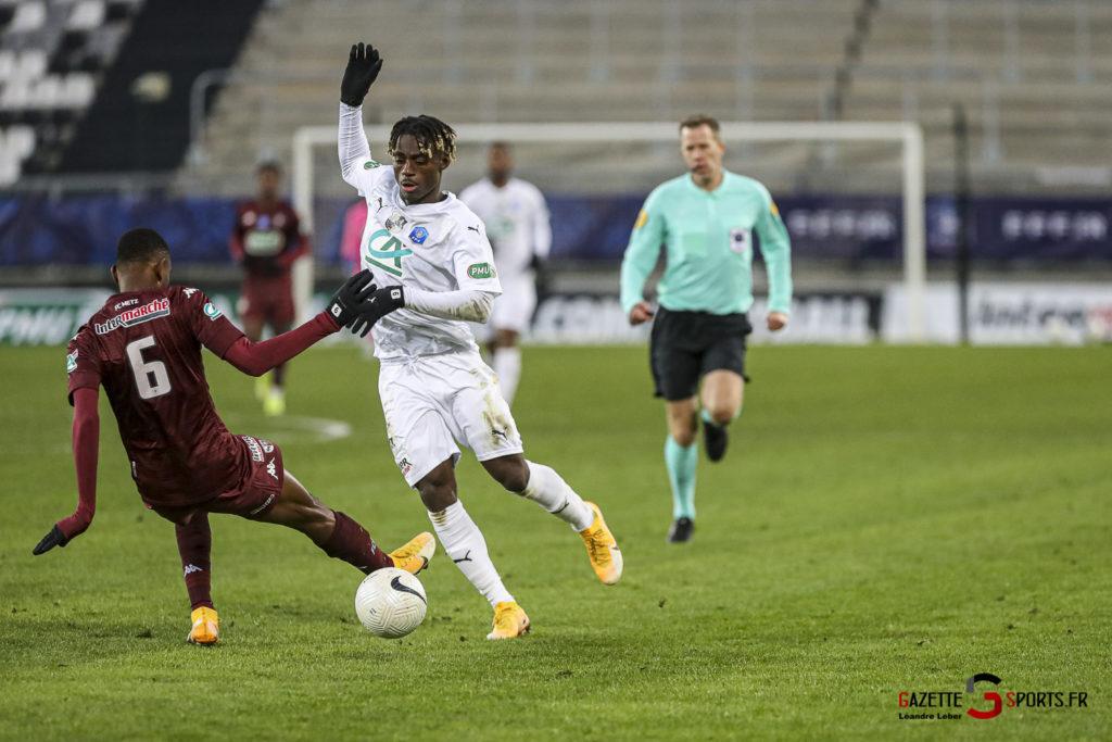 Football Amiens Sc Vs Metz Coupe De France 0030 Leandre Leber Gazettesports