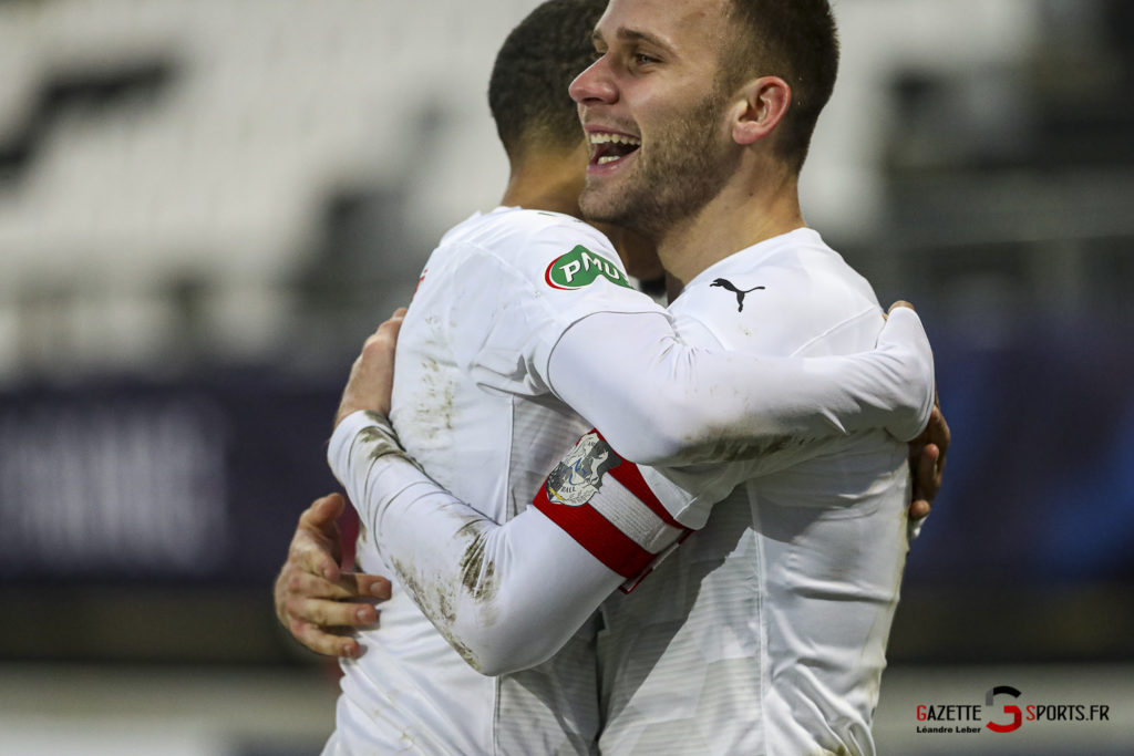 Football Amiens Sc Vs Metz Coupe De France 0032 Leandre Leber Gazettesports