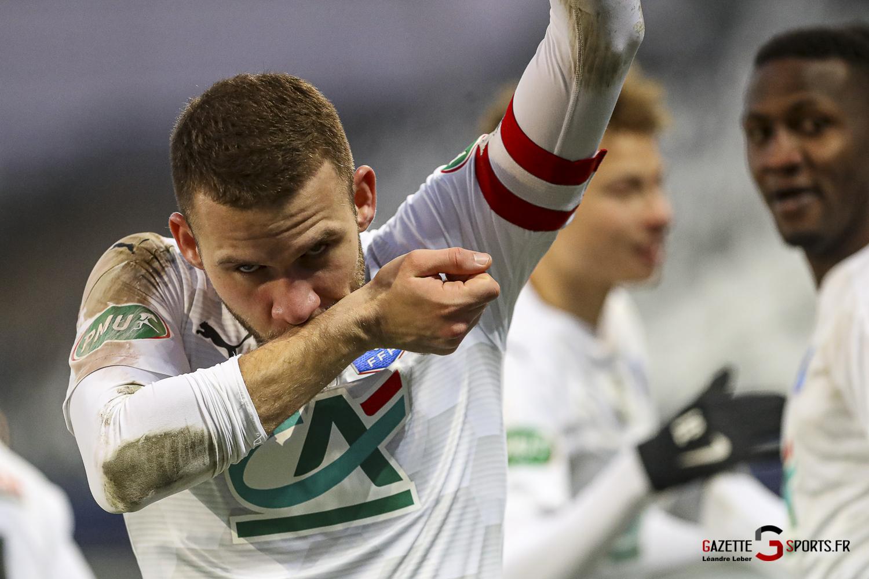 Football Amiens Sc Vs Metz Coupe De France 0034 Leandre Leber Gazettesports