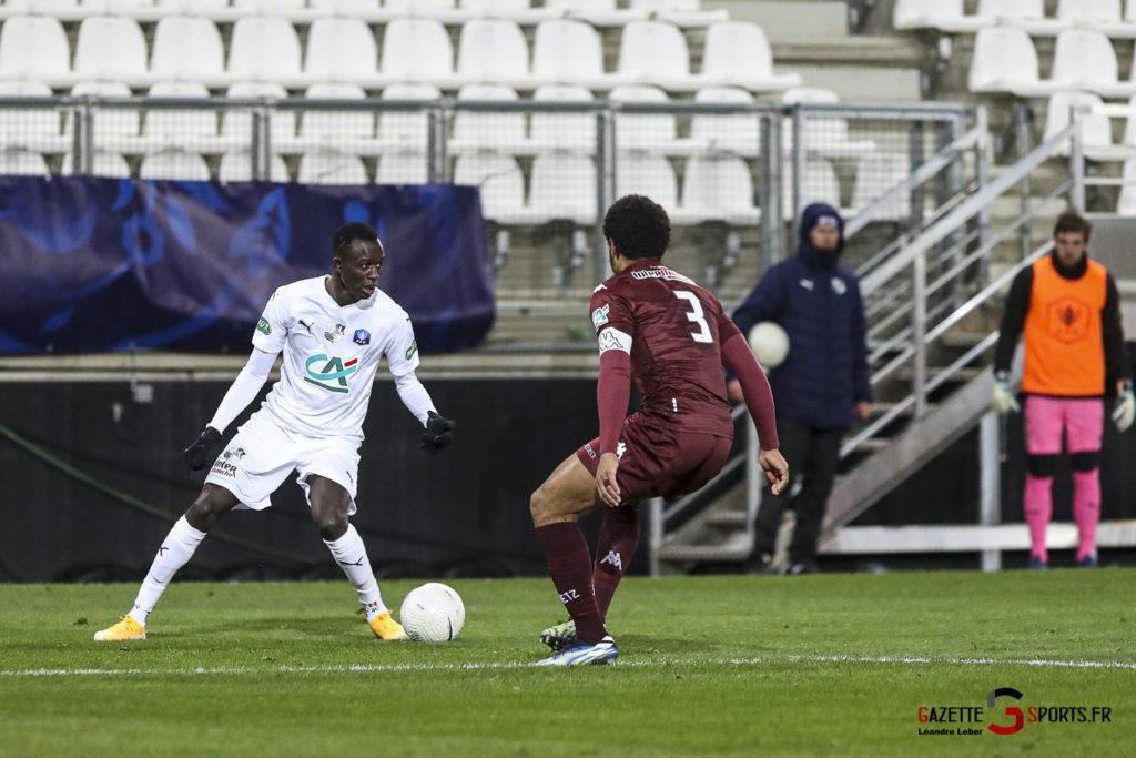 Football Amiens Sc Vs Metz Coupe De France 0036 Leandre Leber Gazettesports