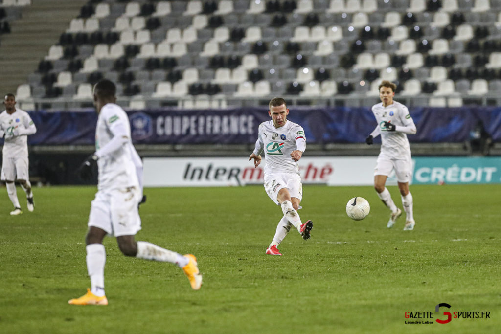 Football Amiens Sc Vs Metz Coupe De France 0037 Leandre Leber Gazettesports