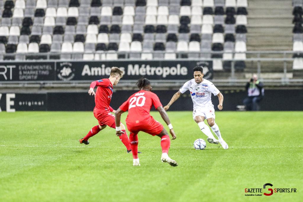 Football Ligue 2 Amiens Vs Caen Fev 21 0004 Leandre Leber Gazettesports
