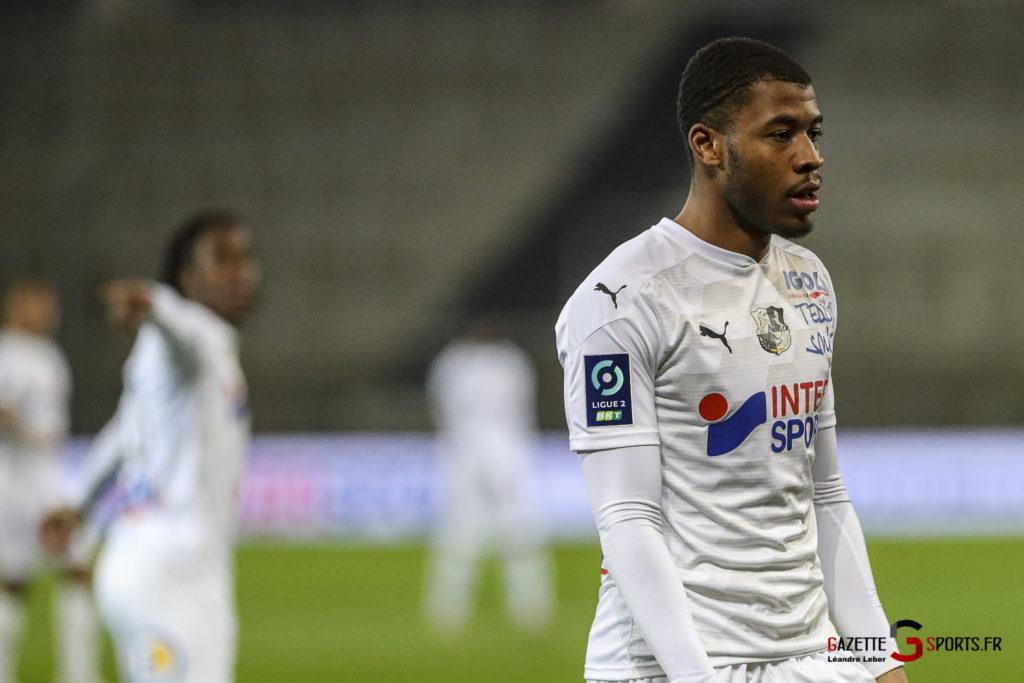 Football Ligue 2 Amiens Vs Caen Fev 21 0005 Leandre Leber Gazettesports