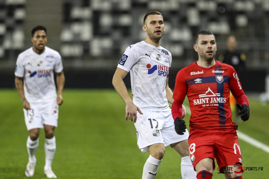 Football Ligue 2 Amiens Vs Caen Fev 21 0007 Leandre Leber Gazettesports