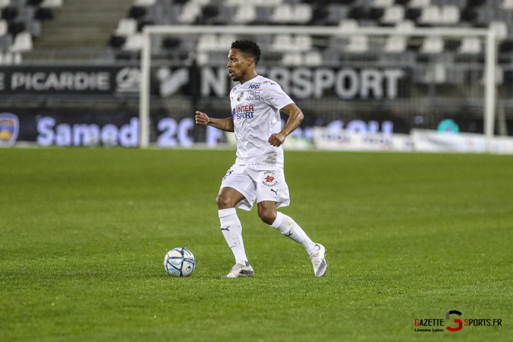 Football Ligue 2 Amiens Vs Caen Fev 21 0009 Leandre Leber Gazettesports