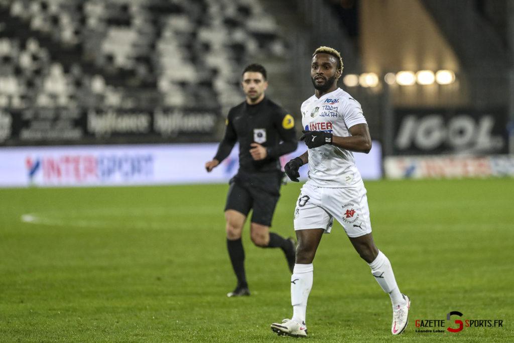 Football Ligue 2 Amiens Vs Caen Fev 21 0017 Leandre Leber Gazettesports