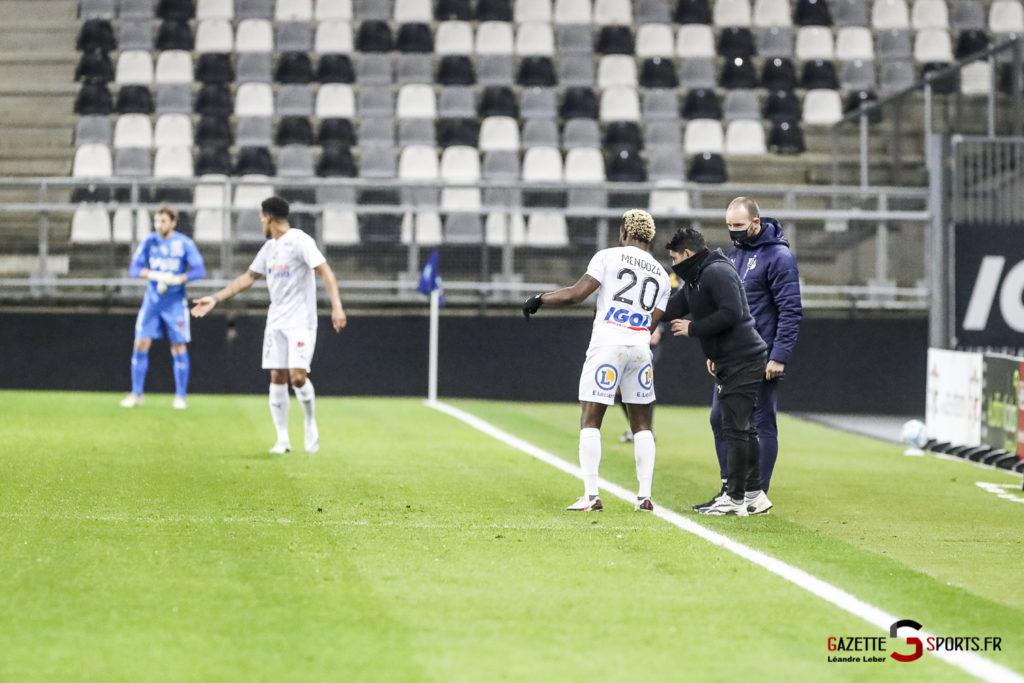 Football Ligue 2 Amiens Vs Caen Fev 21 0020 Leandre Leber Gazettesports