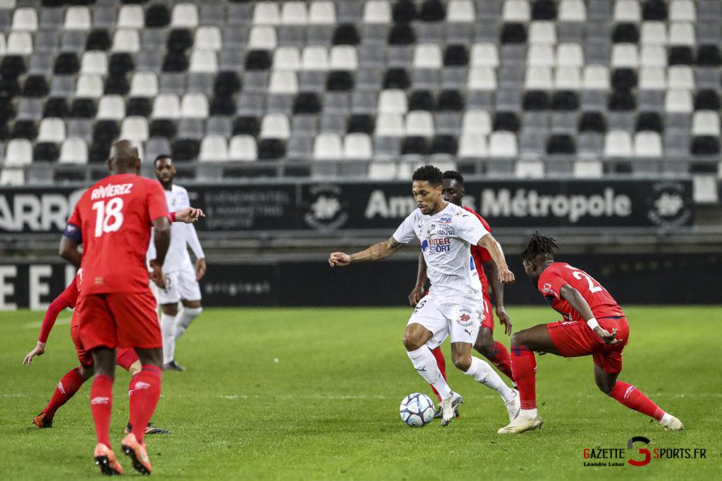 Football Ligue 2 Amiens Vs Caen Fev 21 0022 Leandre Leber Gazettesports