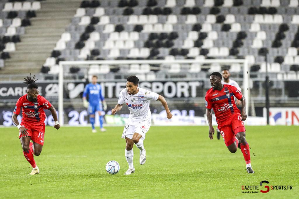 Football Ligue 2 Amiens Vs Caen Fev 21 0024 Leandre Leber Gazettesports