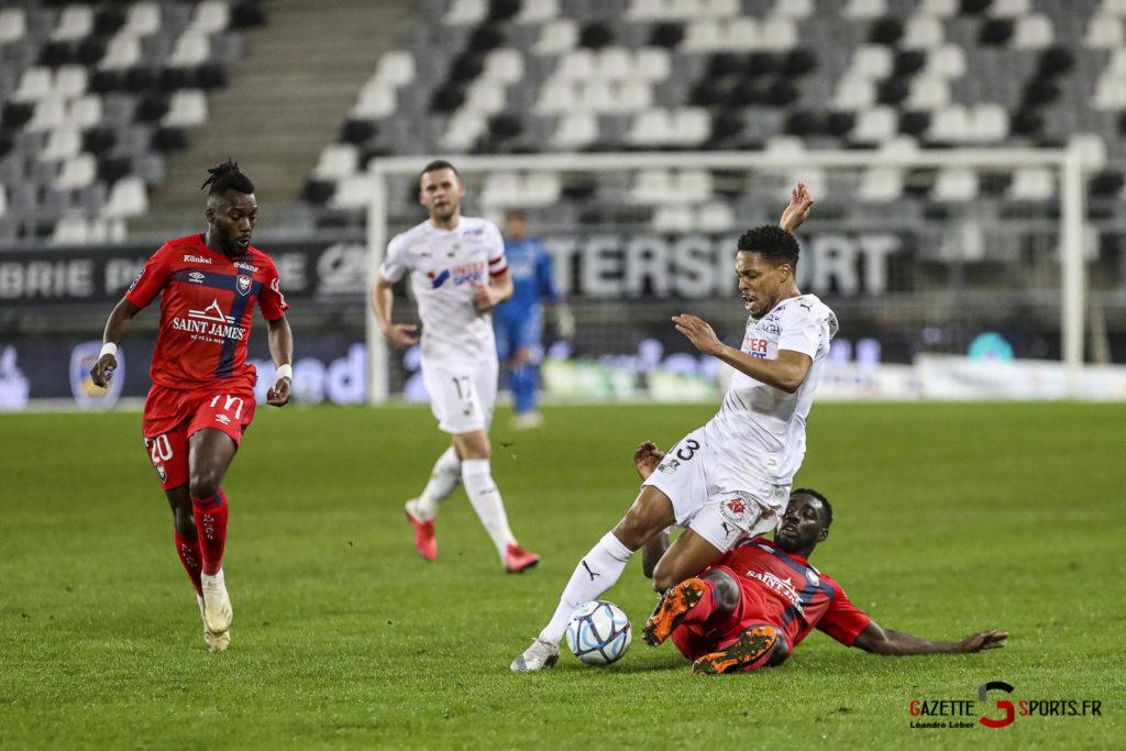 Football Ligue 2 Amiens Vs Caen Fev 21 0025 Leandre Leber Gazettesports