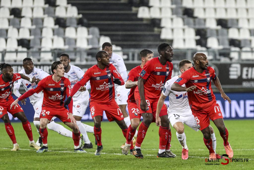 Football Ligue 2 Amiens Vs Caen Fev 21 0026 Leandre Leber Gazettesports