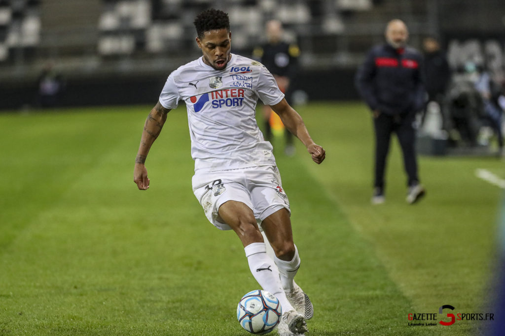 Football Ligue 2 Amiens Vs Caen Fev 21 0028 Leandre Leber Gazettesports