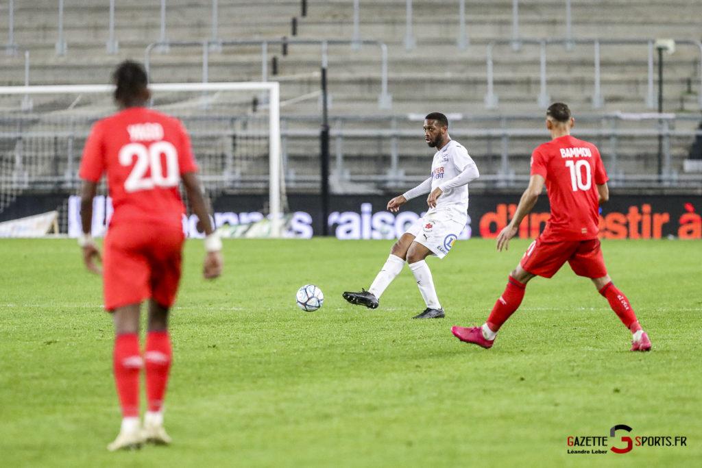 Football Ligue 2 Amiens Vs Caen Fev 21 0031 Leandre Leber Gazettesports