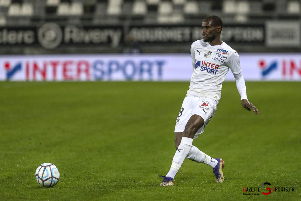 Football Ligue 2 Amiens Vs Caen Fev 21 0033 Leandre Leber Gazettesports