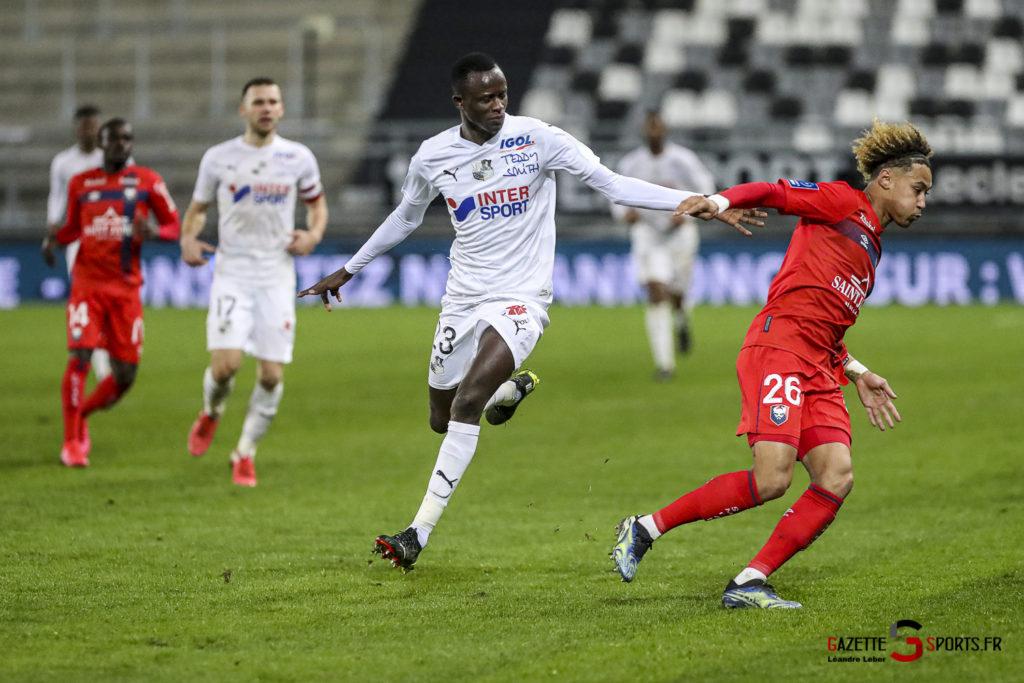 Football Ligue 2 Amiens Vs Caen Fev 21 0037 Leandre Leber Gazettesports