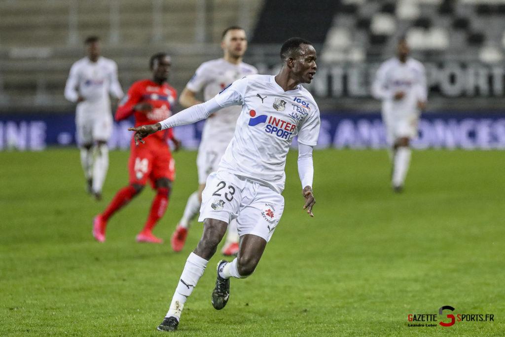 Football Ligue 2 Amiens Vs Caen Fev 21 0038 Leandre Leber Gazettesports