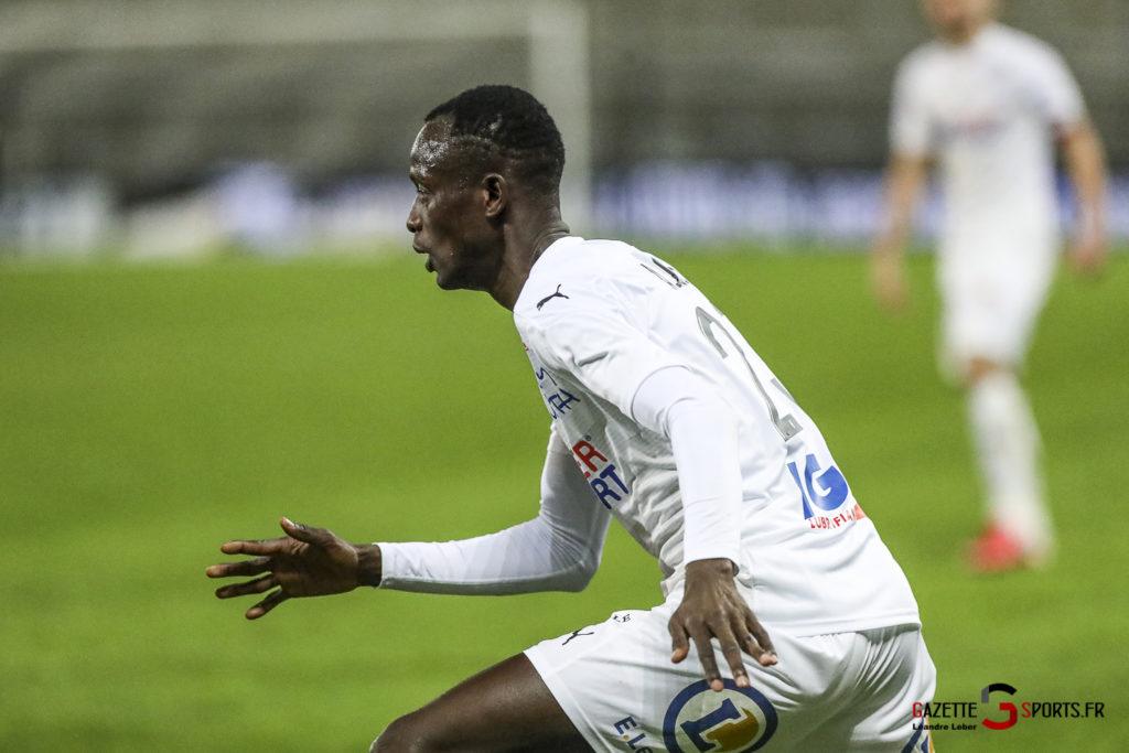 Football Ligue 2 Amiens Vs Caen Fev 21 0042 Leandre Leber Gazettesports