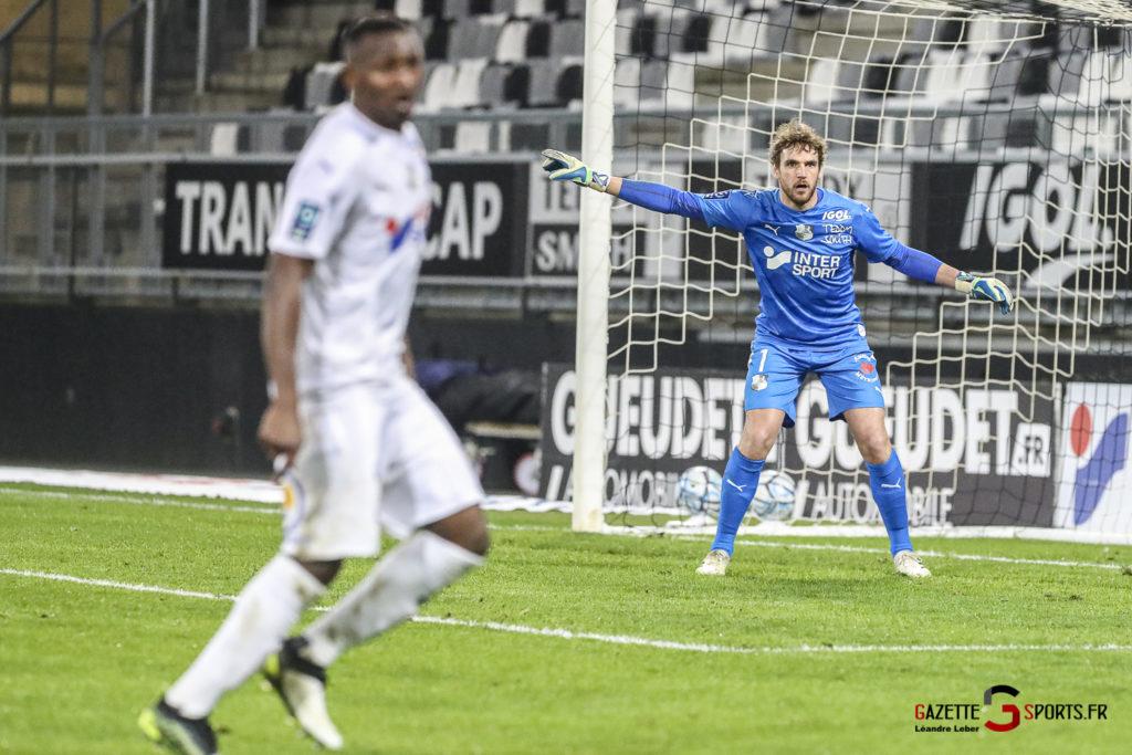 Football Ligue 2 Amiens Vs Caen Fev 21 0043 Leandre Leber Gazettesports