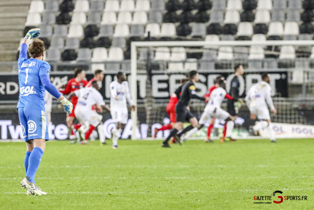 Football Ligue 2 Amiens Vs Caen Fev 21 0044 Leandre Leber Gazettesports