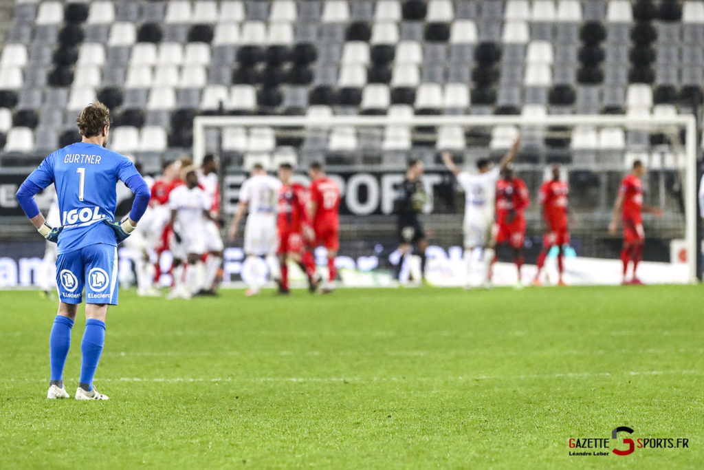 Football Ligue 2 Amiens Vs Caen Fev 21 0045 Leandre Leber Gazettesports