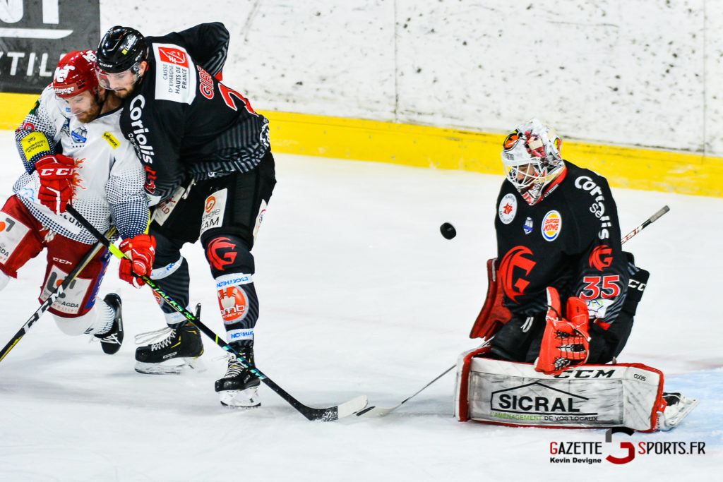 hockey sur glace amiens vs grenoble 20 21 kevin devigne gazettesports 20