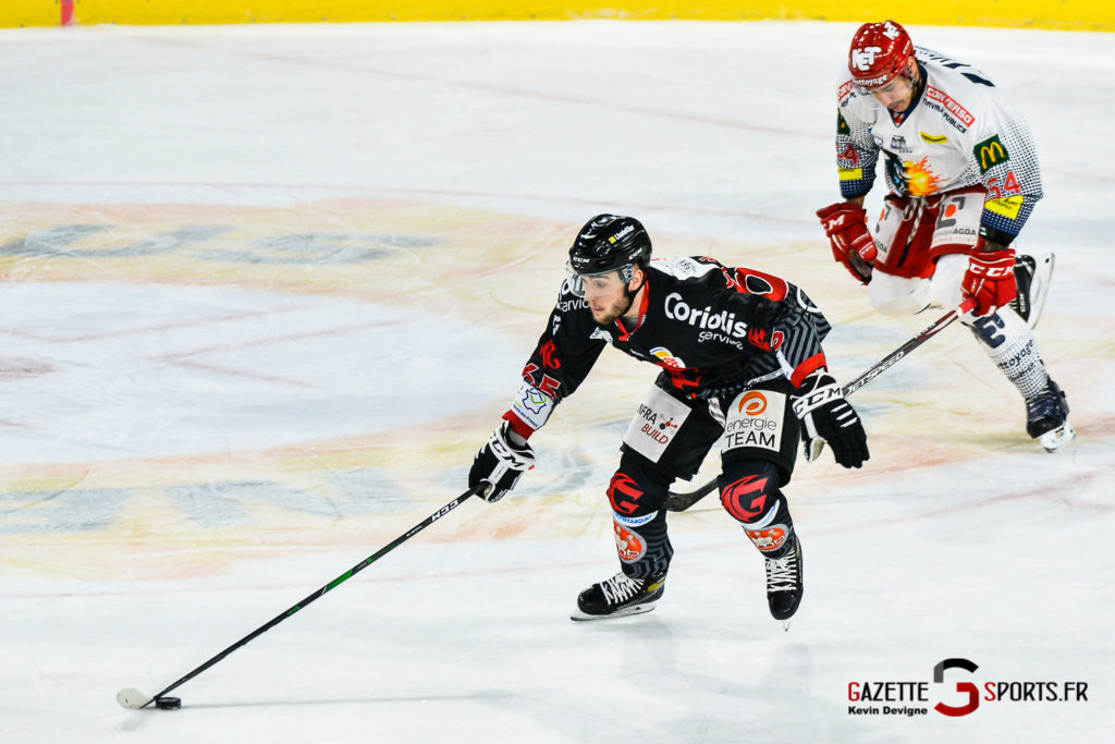 hockey sur glace amiens vs grenoble 20 21 kevin devigne gazettesports 21