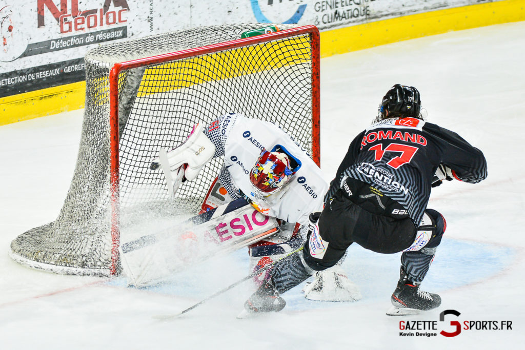 hockey sur glace amiens vs grenoble 20 21 kevin devigne gazettesports 24