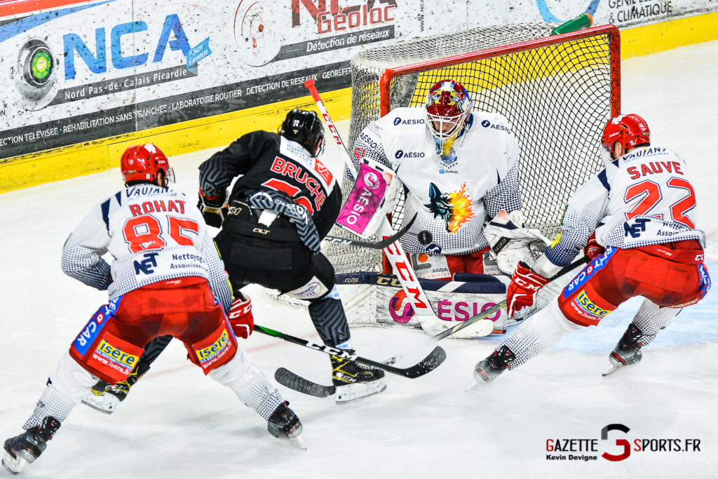hockey sur glace amiens vs grenoble 20 21 kevin devigne gazettesports 76