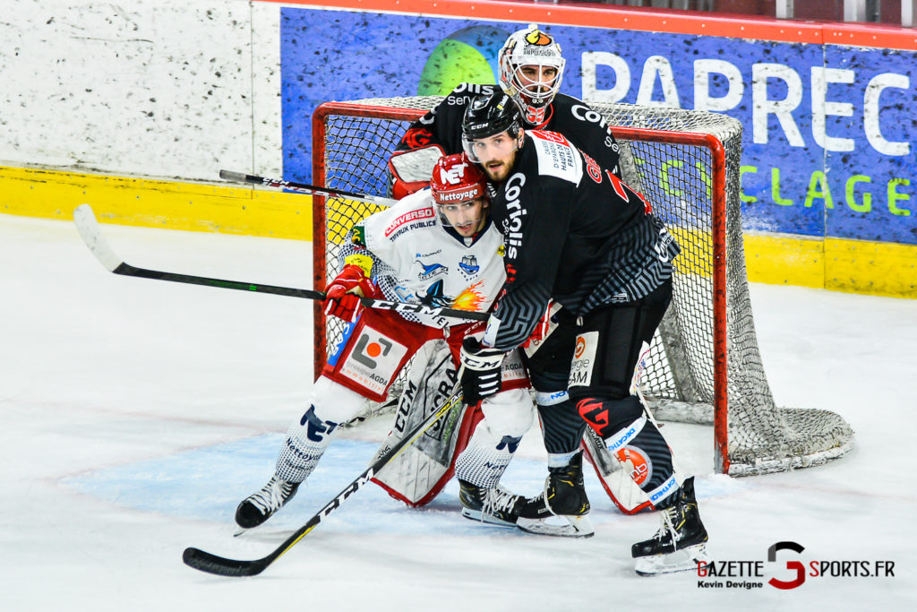 hockey sur glace amiens vs grenoble 20 21 kevin devigne gazettesports 84
