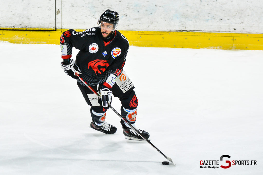 hockey sur glace amiens vs grenoble 20 21 kevin devigne gazettesports 88