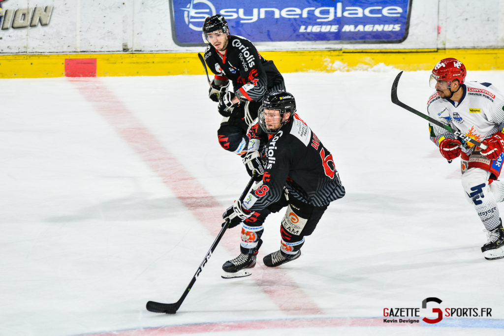 hockey sur glace amiens vs grenoble 20 21 kevin devigne gazettesports 90